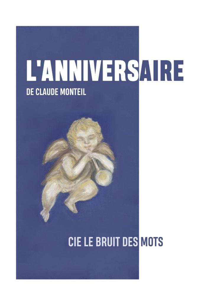 """<p class=""""titrepf"""">L'anniversaire - Compagnie Instant T.</p>"""