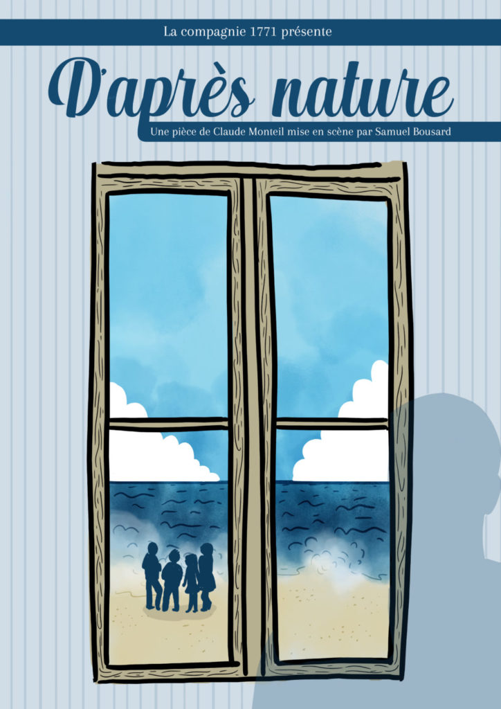 """<p class=""""titrepf"""">D'Après Nature - Compagnie 1771</p>"""
