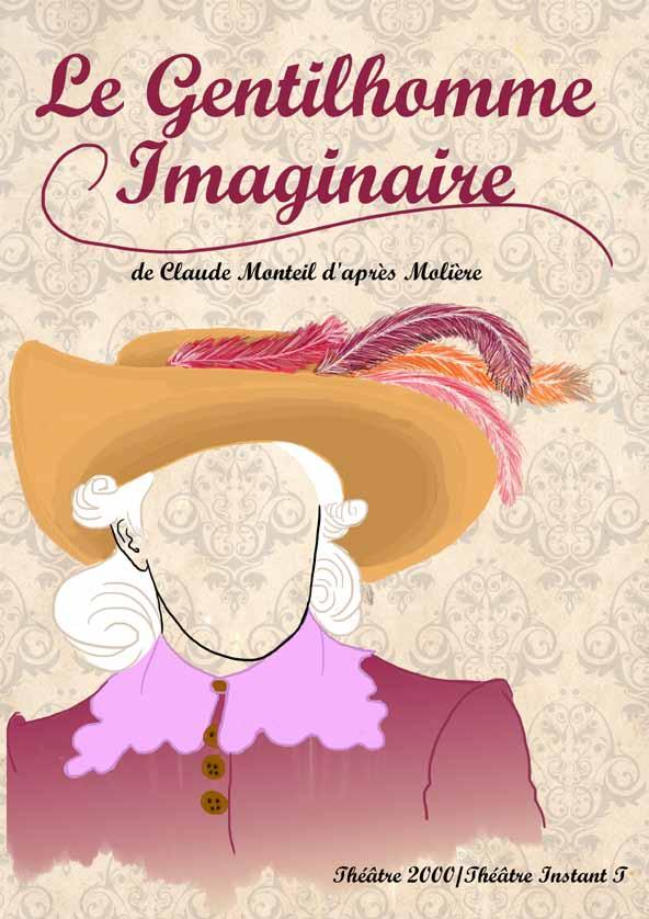 """<p class=""""titrepf"""">Le Gentilhomme Imaginaire - Compagnie Instant T.</p>"""